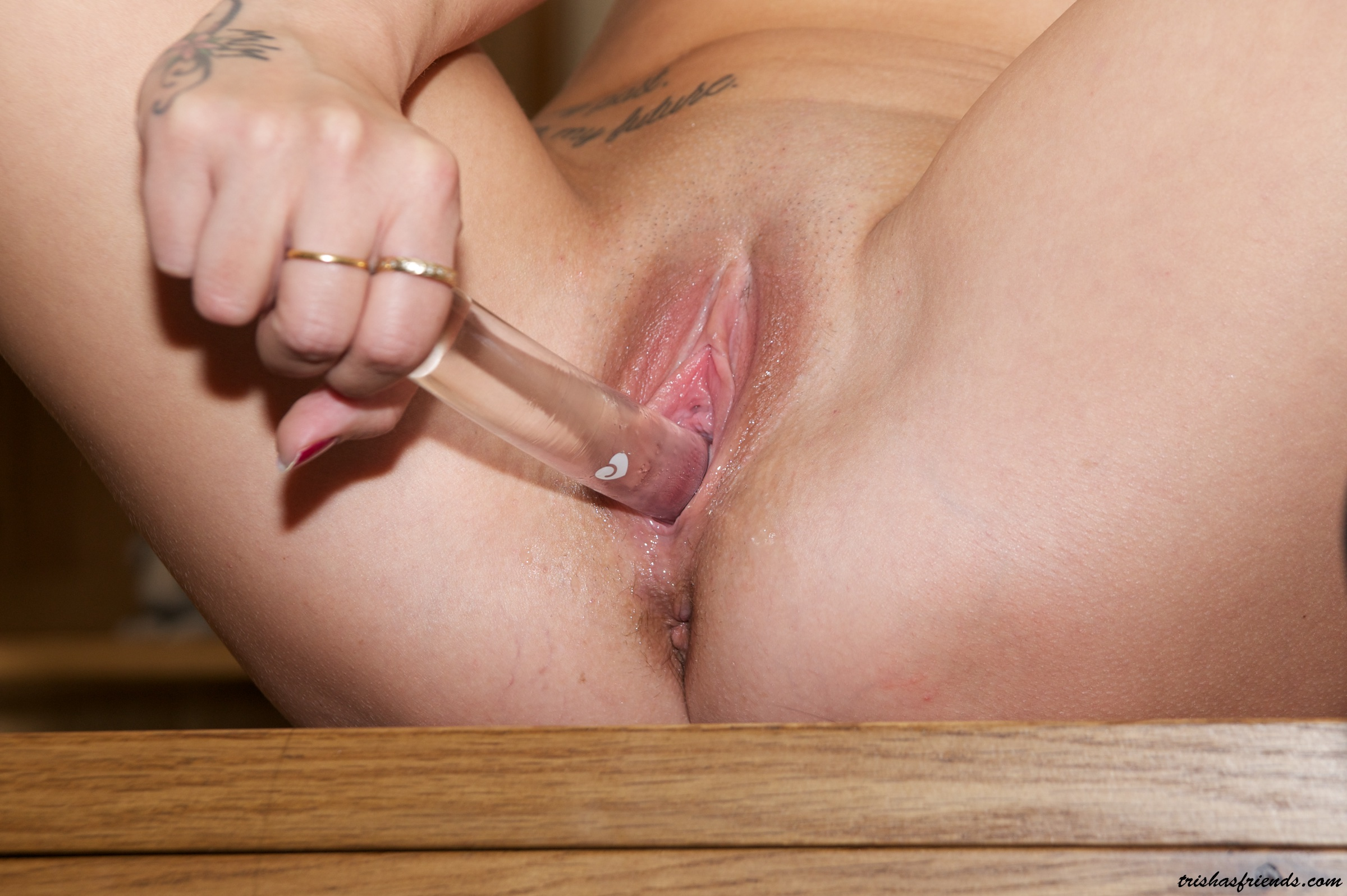 Glass Dildo